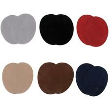 Fabric No-Sew Iron-on Oval Elbow Knee Patches DIY Repair Mend Sewing Applique