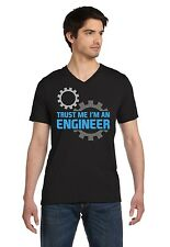 Trust Me I'm an Engineer - Funny Engineering Gift Idea V-Neck T-Shirt Engineer's