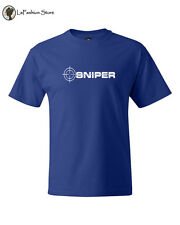 American Sniper Army Soldier Navy Seal Marines T-SHIRTS S-5XL