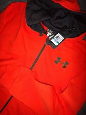 UNDER ARMOUR COLD GEAR HOODIE ZIP JACKET SIZE L XL MENS NWT $$$$