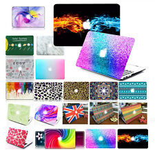 "Matte Hard Case Cover For Apple Macbook Air 13.3 Pro Retina 15"" Laptop Shell New"