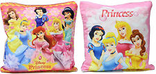 "PILLOW & PRINCESS DISNEY DESIGN PILLOW SHEET TWO SIDE PRINT KIDS 16"" X 17"""