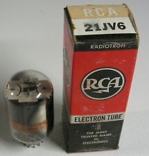 RCA- Sylvania radio-TV Ham radio tubes. New Old Stock & USED. Untested. Lot #5