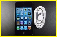Apple iPod Touch 4th Gen 8GB BLACK Fourth Generation 4 - VERY GOOD CONDITION