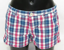 SuperDry Washbasket Boy Short GS7GE061 LUS Mini Upton Magenta Size XS + S