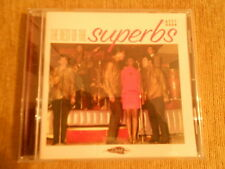 THE SUPERBS  THE BEST OF  KENT CDKEND 417