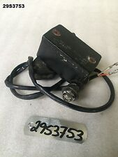 SUZUKI GSX 400R 1984 FRONT BRAKE MASTER CYLINDER & SWITCH  LOT29  29S3753 - M509