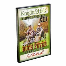KNIGHT AND HALE XIII DEER STALKING 16 HUNTS BOW RIFLE MUZZLELOADER ON 2 DVDS