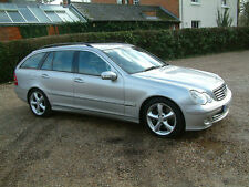 2004/04 MERCEDES C270 CDi AVANTGARDE SE AUTOMATIC TURBO DIESEL ESTATE