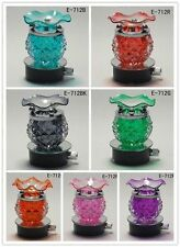 Electric Oil Warmer Burner Tart Diffuser Aroma Fragrance Lamp