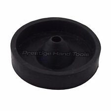"""Rubber Sprue Base 3"""" for perforated flasks Cylinders Vacuum wax Casting tools"""