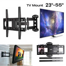 "Articulating LED TV Wall Mount for Samsung Vizio LG 32 40 42 46 47 50 55"" 77 lbs"