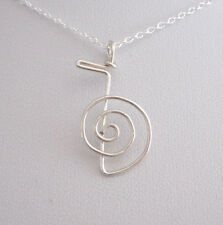Reiki Cho Ku Rei power symbol sterling silver charm with or without chain
