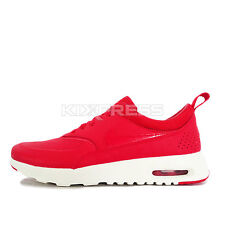 WMNS Nike Air Max Thea PRM [616723-602] NSW Casual Red/Sail-White