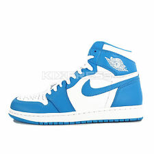Nike Air Jordan 1 Retro High OG [555088-117] Basketball Original UNC White/Blue
