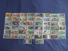 BROOKE BOND TEA CARDS:THE SEA-OUR OTHER WORLD 1974:BUY INDIVIDUALLY NO's 1 - 50
