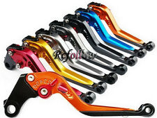 Extendable 7 Color Brake Clutch Levers Fit For BUELL XB9 All Models 2003-2009