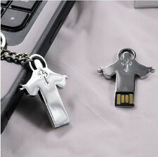Genuine 4-32GB Metal Jesus Key Chain USB 2.0Enough Memory Stick Flash pen Drive