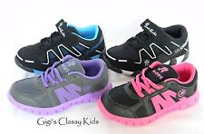 New Boys Girls Sneakers Tennis Shoes Athletic Kids Youth Toddler Running Sport