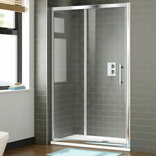 Quality Sliding Shower Enclosure Door Cubicle Panel Modern Bathroom