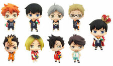 Movic Color Colle Collection P 2 Haikyuu!! Haikyuu Mascot Key chain Mini Figure