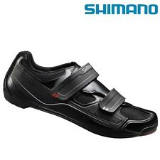 Shimano R065 SPD-SL Road Bike Cycling Shoes - Black