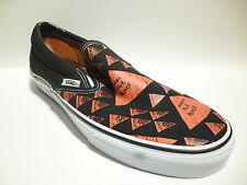 Vans Wank For Peace Limited Edition Ozzy Osbourne Slip Ons New Rare Size 8