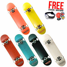 Renner Pro Series Complete Pro Skateboard, 6 Colours!