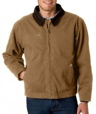 L@@K Dri Duck 5087 Jacket Coat Mens Canvas Outlaw All Sizes Field Khaki NEW