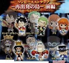 Bandai One Piece The New World Island Restarting A Prequel Phone Strap Figure