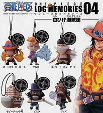 Bandai One Piece 4 Phone Strap Log Memories 04 Figure