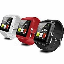 U-Bluetooth Smart Wrist Watch For Smartphone IOS iPhone,Android,S4 Samsung HTC