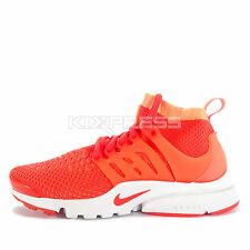 Nike WMNS Air Presto Flyknit Ultra [835738-800] NSW Casual Bright Mango/Orange
