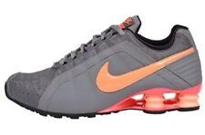 Nike Shox Junior Womens Size Running Shoes Grey Sneakers 454339 052 No Box Top
