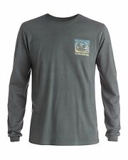 NEW QUIKSILVER™  Mens Planets Long Sleeve T Shirt Tee Tops MORE COLOURS AVAIL