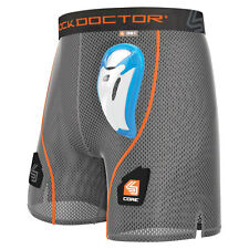 Shock Doctor SD 361 Core Loose Hockey Short With Bio-Flex Cup / Lightweight