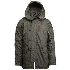 Alpha Industries N-3B Ambrose Parka Extreme Cold Weather Replica Grey