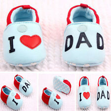 Toddler Infant Girl Boys Baby Shoes 6 Styles Soft Sole Cartoon Crib Shoes 0-18M
