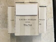 Laura Ashley Tiles - Artisan White Field - 150 x 75 x 9mm