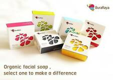 Organic Facial Soap (100% Organic Certified, Pure Vegetable Glycerin, Handmade)