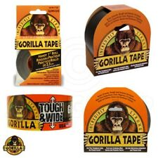 Gorilla Glue Tape - Tough And Wide, Handy Roll & Standard, Strong Duct Tape