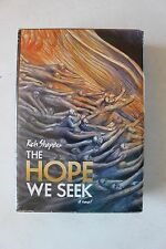 New RICH SHAPERO THE HOPE WE SEEK HARDCOVER BOOK NIP Sealed + art + music fusion