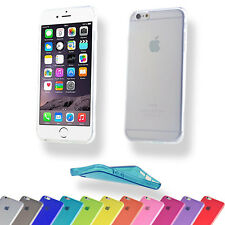 SILICONE ULTRASLIM for Apple iPhone Series Cover Case Case TPU Protective Thin