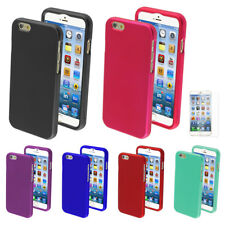 "Snap On Hard Design Shell Cover Case For Apple iPhone 6 6s 4.7""+LCD Guard"