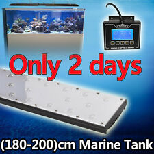 72inch Dimmable Full Spectrum LED Aquarium Light for Coral Reef, 180cm 6ft Fish