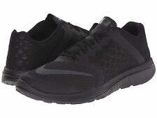 NIKE FS LITE RUN 3 BLACK ANTHRACITE MENS RUNNING SHOES **FREE POST WORLDWIDE