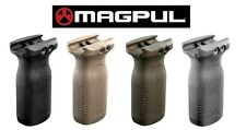 Magpul RVG Rail Vertical Grip-MAG412-Black-FDE-Olive Drab-Stealth Gray