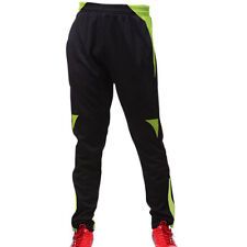 Men's Soccer Football Training Trousers Sports Jogging Running Skinny Pants