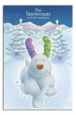 The Snowman And The Snowdog Poster New - Laminated Available