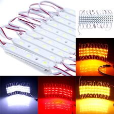 20-100x 5630 LED Module 3LED WH WW R Y Waterproof Injection Decorative Light 12V